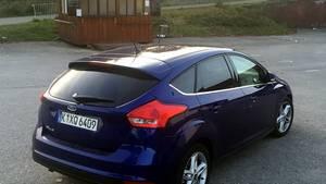 Ford Focus 1.5 TDCi - LED-Rückleuchten kosten Aufpreis