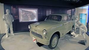 Der Suzulight SS ist das erste Automobil von Suzuki.