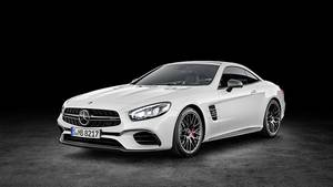 Mercedes SL Jahrgang 2016