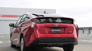 Toyota Prius 2016 - das Heck bleibt Geschmacksache
