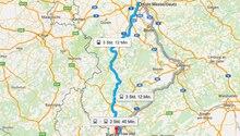 Eifel-Pendler steigen der Deutschen Bahn aufs Dach