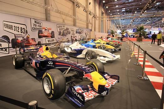 65 Jahre Formel 1 ist eine Sonderausstellung wert.