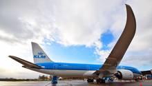Boeing 787-9 von KLM