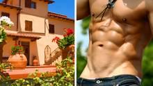 Das Bild zeigt zwar nicht die Villa in Kalifornien, doch der Baustil ist sehr ähnlich. In der Acacia Mansion ist eine Porno gedreht worden. Die Vermieterin wusste nichts davon.