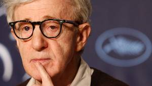 Regisseur Woody Allen
