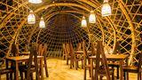 Im Gewölbe des Bamboe Koening Restaurants