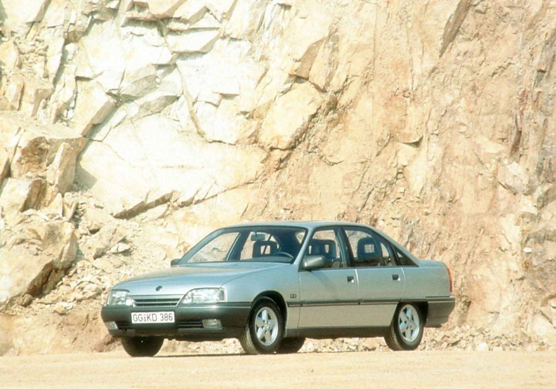Der Opel Omega A löste den Rekord ab
