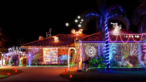 Weihnachtsdeko mit Vermieter absprechen