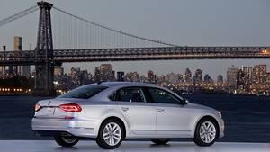 Eigentlich sollte der VW Passat in der US Version nächstes Jahr satte Einnahmen einfahren.