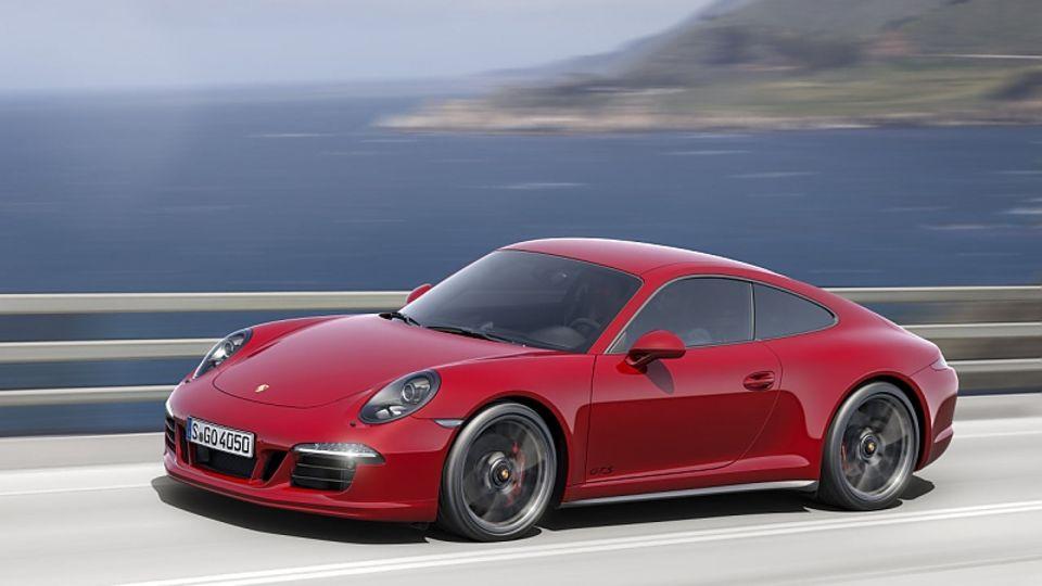 Saugmotoren wie der des Porsche 911 GTS gehören der Vergangenheit an.