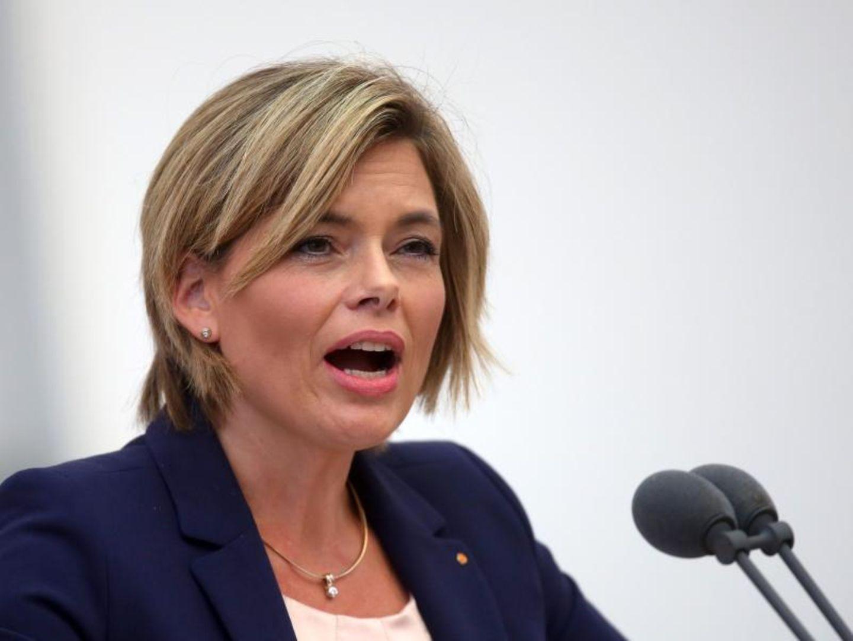 Stellvertretende CDU-Parteivorsitzende Julia Klöckner