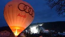Audi-Werbeaktionen im Winter