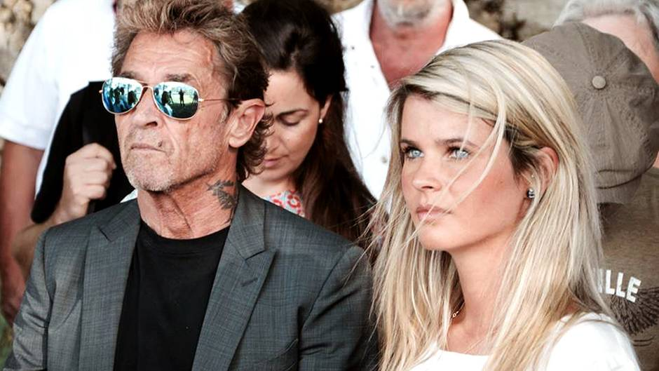 peter maffay kann sich hochzeit mit freundin hendrikje. Black Bedroom Furniture Sets. Home Design Ideas