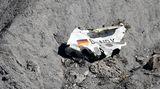 Germanwings-Wrackteil Flugzeugabsturz Google Jahresrückblick