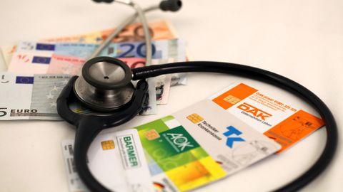 Viele Krankenkassen erhöhen zum Jahreswechsel die Zusatzbeiträge
