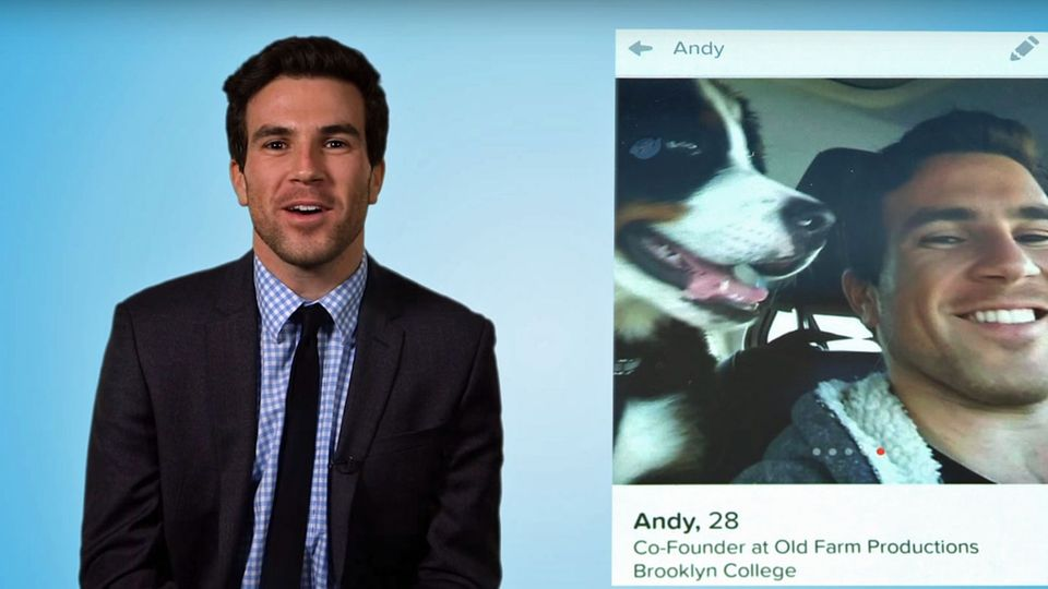 Kein Profil ohne Hund, rät der Flirt-Experte.