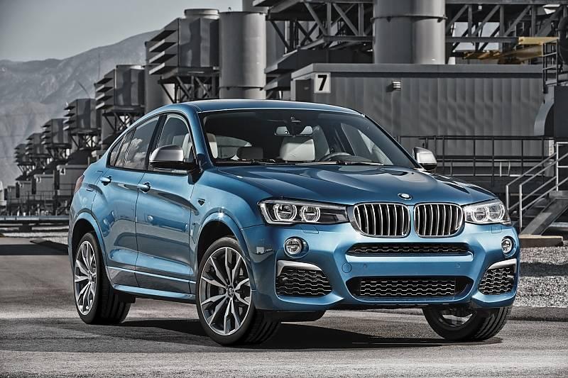BMW X4 xDrive M40i