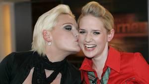 Gina-Lisa Lohfink und Sarah Knappik waren 2008 noch beste Freundinnen