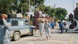 Otto an der indisch-pakistanischen Grenze