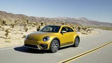 VW Beetle Dune 1.8 Turbo - kommt als Coupé und Cabrio
