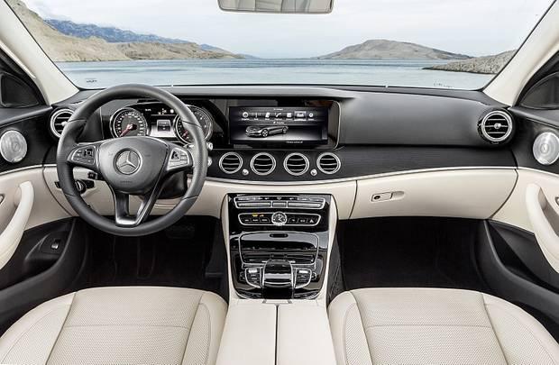 Mercedes E-Klasse Baureihe W 213 Jahrgang 2016
