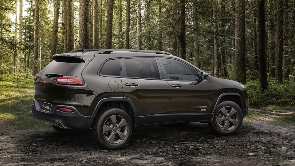 Der Jeep Cherokee 75 Anniversary Special Edition ist eine von ihnen.