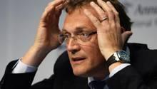 Fifa-Generalsekretär Jérôme Valcke