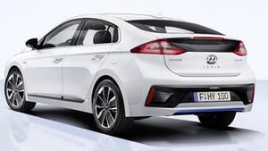 Hyundai Ioniq 2016 - als Hybrid, Plug-In-Hybrid und Elektroauto
