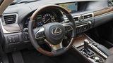 Gediegener Luxus im Lexus GS 450h Luxury Line