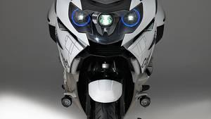 BMW K 1600 GTL mit Laserlicht