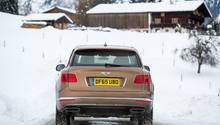 Bentley Bentayga 6.0 W12 - mit 609 PS