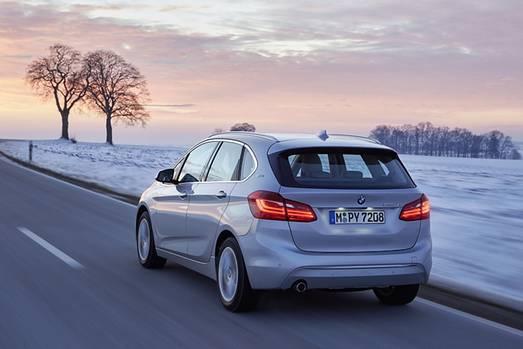 BMW 225xe Active Tourer - mit 224 PS Systemleistung