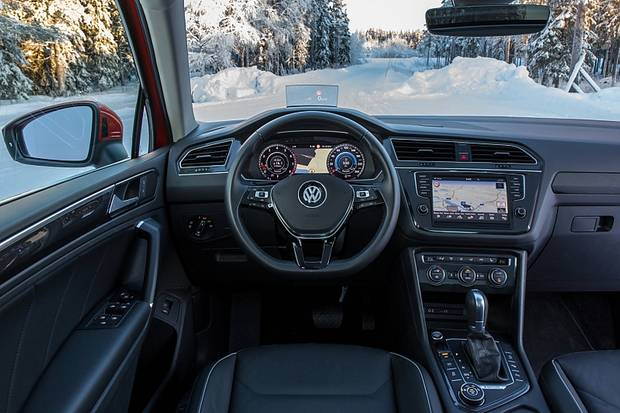 VW Tiguan 2.0 TSI 4motion