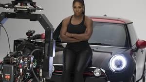 Min hat Serena Williams verpflichtet