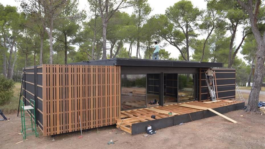 Hausbau so einfach wie mit Lego | STERN.de