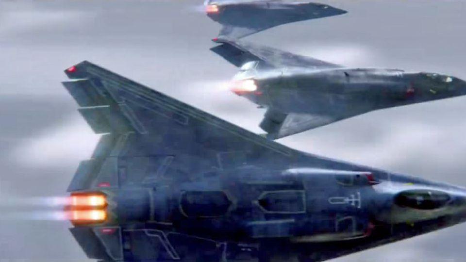 Northrop Grumman Super Bowl Add