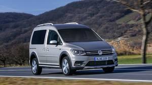 Der VW Caddy Alltrack ist 2,07 Meter breit,...