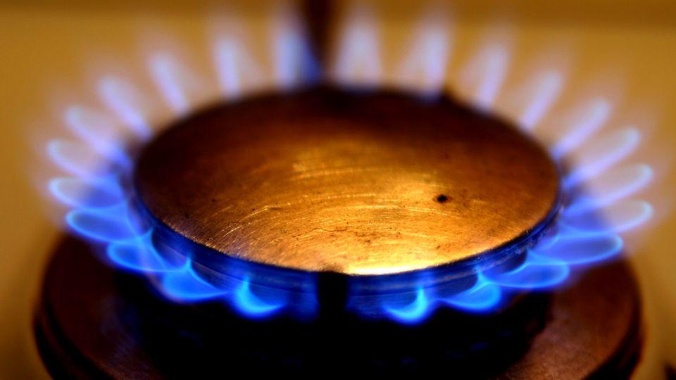 Nur wenige Kunden wechseln den Gasanbieter.