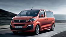 Peugeot Traveller - es gibt zwei Diesel in vier Leistungsstufen
