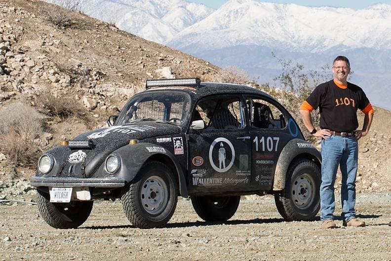 Faszination Beetle Bug - der Traum von Jim Graham