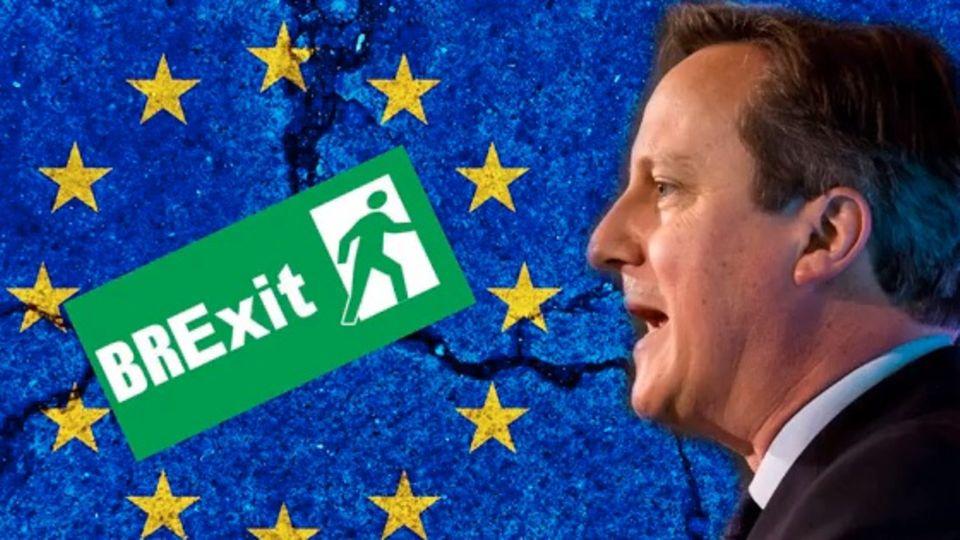 Cameron, der Brexit-Berti