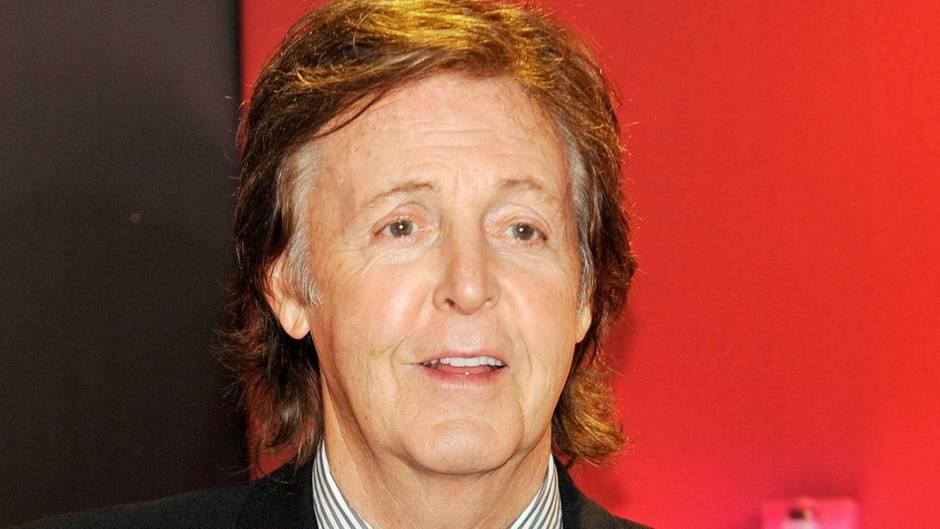 Paul McCartney wollte auf eine Party von Rapper Tyga - doch der Türsteher ließ ihn nicht rein