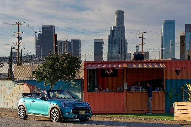 Mini Cooper S Cabrio Eitel Sonnenschein Sternde
