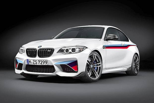 BMW M2 Turbo Coupe