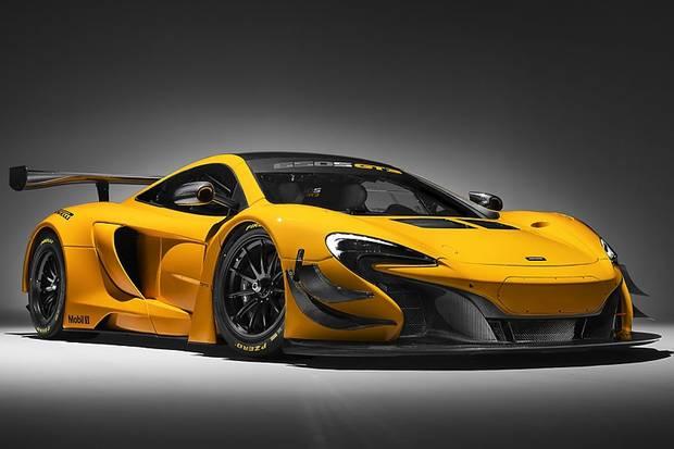 McLaren 650 GT3