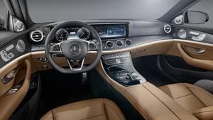 Bei der Mercedes E-Klasse W 213 wird viel von den neuen Plänen umgesetzt
