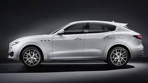 Maserati Levante 2016 - erinnert an den Infiniti FX