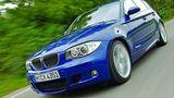 Der BMW (E87) 130i hat einen fahrdynamischen Heckantrieb