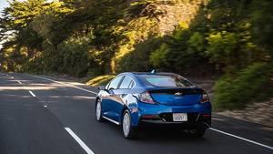 Chevrolet Volt 2016 - mit der Kraft der drei Herzen
