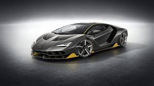 Lamborghini Centenario mit 770 PS und über 350 km/h Spitze